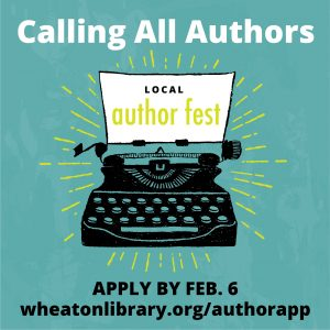 Second Annual Local Author Fest 2020