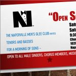 Open Rehearsal - Naperville Men's Glee Club