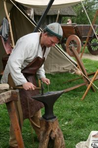 1890s Living: Blacksmithing Demonstrations