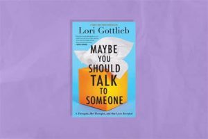 Book Discussion: Maybe You Should Talk to Someone ...