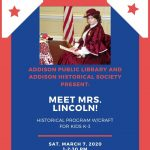 Meet Mrs. Lincoln