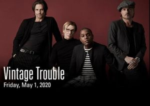 Vintage Trouble - CANCELLED