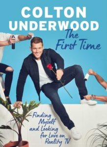 Reality TV Bachelor Colton Underwood Booksigning