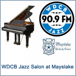 WDCB Jazz Salon at Mayslake: Elmhurst College Jazz Band directed by Doug Beach