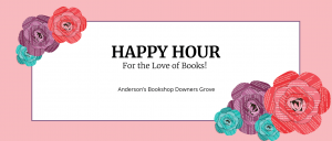Happy Hour - For the Love of Books!