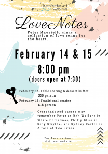 Love Notes Concert