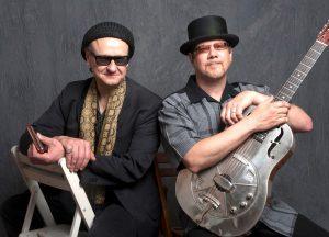 Joe Filisko and Eric Noden at Two Way Street Coffee House - CANCELED