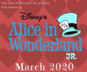 Alice in Wonderland Jr. CANCELED