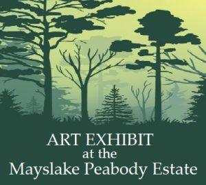 Spirit of Nature Exhibit at Mayslake Peabody Estat...