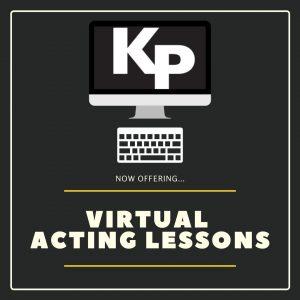 Free Virtual Acting Lesson
