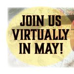 Join Two Way Street Coffee House Virtually in May!