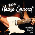 Virtual House Concert
