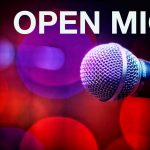 New! Join Us for a Virtual Open Mic!!!!