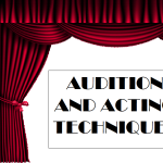 Auditioning and Acting Techniques - Grades 6 - 12