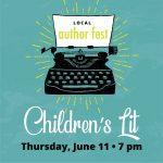 Virtual Local Author Fest—Children's Literature