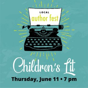 Virtual Local Author Fest—Children's Literature