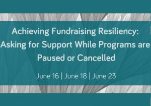 Achieving Fundraising Resiliency: Arts & Culture Organizations
