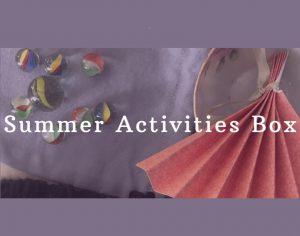 Summer Activities Box