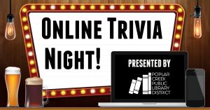 Online Trivia (Virtual)