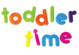 Toddler Time (in person; 24-35 months)