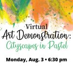 Cityscapes in Pastel