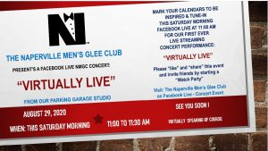 Naperville Men's Glee Club - Live Steaming Concert