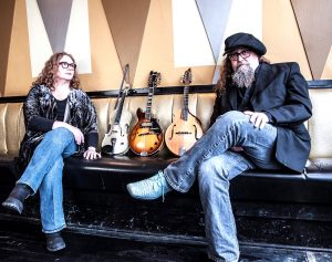 Two Way Street Coffee House Presents Chris Wagoner and Mary Gaines - Livestream!