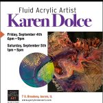 Karen Dolce's Art Debut at Gary Brown Art Gallery