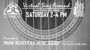 Two Way Street Presents a Virtual Folk/Root Music Sing-Around