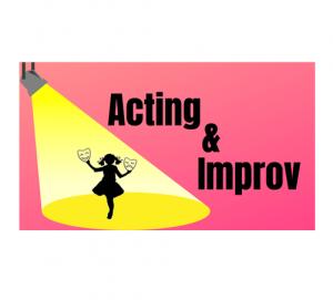 BAM Theatre Presents Acting and Improv Grades 3 - ...
