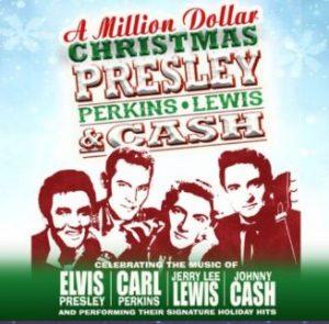 "Presley, Perkins, Lewis & Cash: ""Million Dol..."