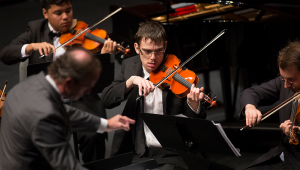 College of DuPage Student Ensemble Concert