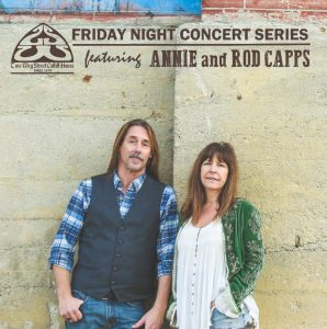 Two Way Street Coffee House--Annie and Rod Capps