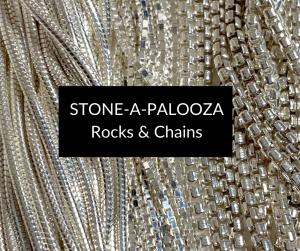 Stone-a-palooza - Rocks & Chains