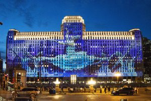 Art on theMART: New Projections by Joffrey Ballet,...