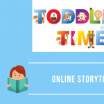 Toddler Time (Monday Series)