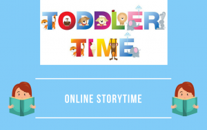 Toddler Time (Monday Series)