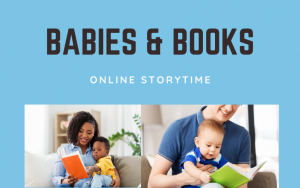 Babies & Books (Tuesday Series)