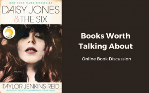 Books Worth Talking About Book Discussion