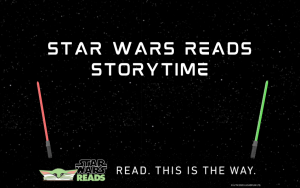 Star Wars Reads Month Storytime