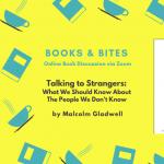 Books & Bites Book Discussion