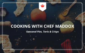 Cooking With Chef Maddox