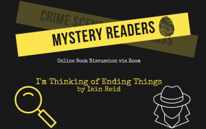 Mystery Readers Books Discussion