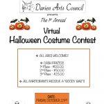 The Darien Arts Council Virtual Halloween Costume Contest