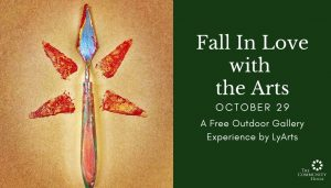 Fall in Love with the Arts: A Free Outdoor Gallery...
