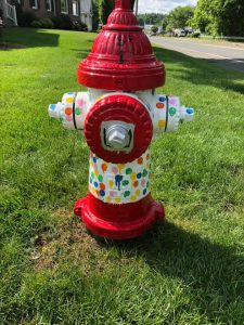 Paid Artist Opportunity: Paint a Hydrant Program