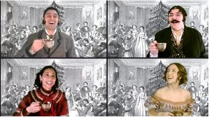 """COD College Theater: """"A Christmas Carol"""" by Charles Dickens, adapted by William J. Norris"""