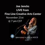 Joe Jencks in Concert