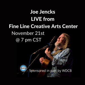 Joe Jencks in Concert