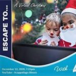 Escape to... A Virtual Christmas